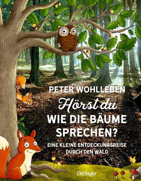 {#Wohlleben Bäume sprechen}